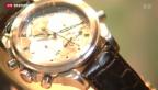 Video «Schweizer Uhrenindustrie erneut unter Druck» abspielen