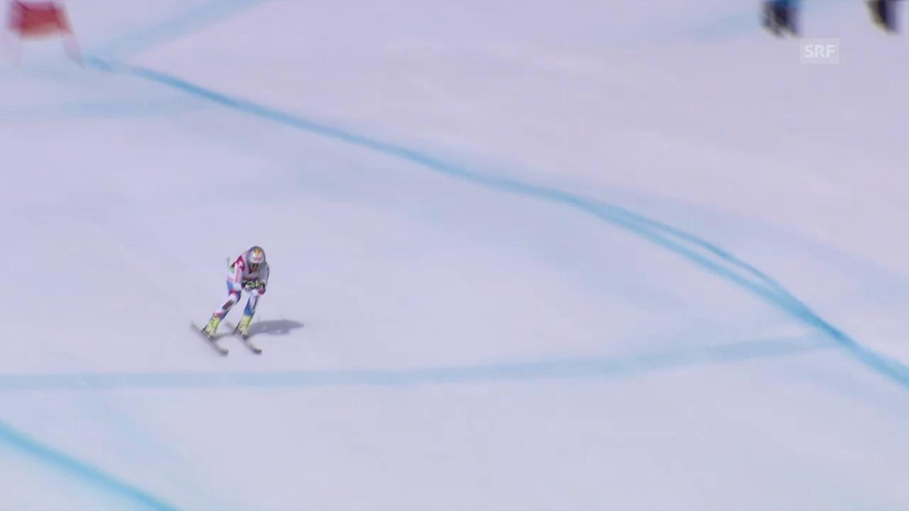 Ski: Schweizer Meisterschaften St. Moritz, Kombination Frauen