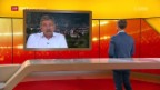 Video «Schild zum IOC-Urteil betr. Russland: «Erstaunt, enttäuscht, verärgert»» abspielen