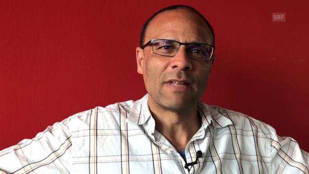Video «Mike La Marr: «Unser Geschlecht ist einzigartig in der Schweiz»» abspielen