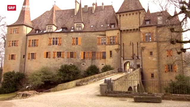 Schloss Verkaufen
