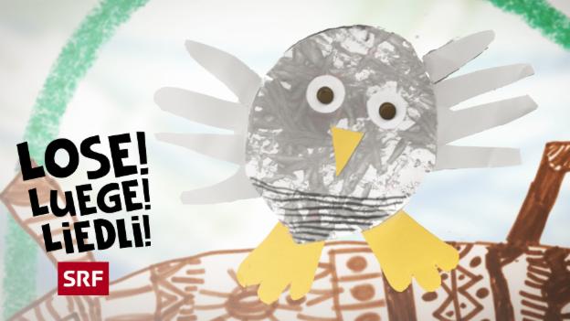 Video ««Lose! Luege! Liedli!»: De Guggug ufem dürre Ascht» abspielen