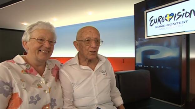 Video «Regula und Emil Ramsauer über ihre Liebe» abspielen