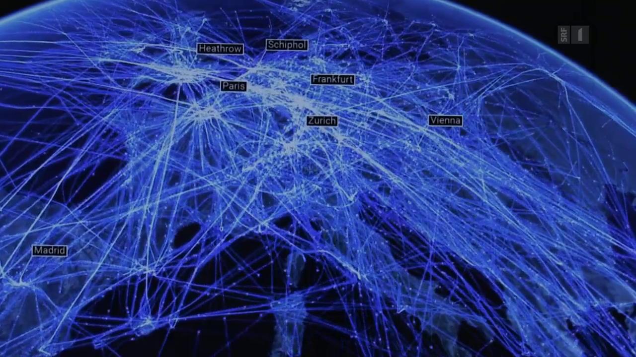 Luftraumüberwachung: Veraltete Strukturen