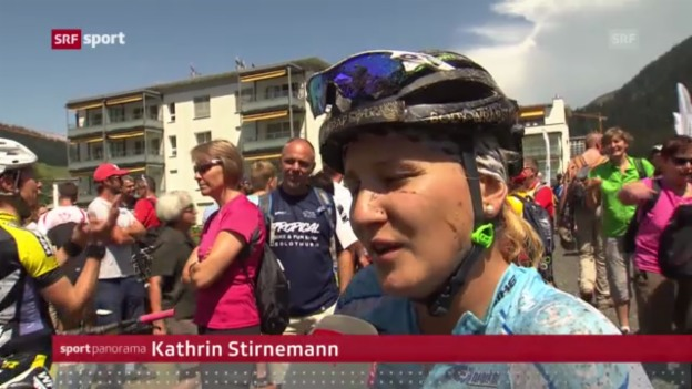 Video «Swiss Cup in Davos («sportpanorama»)» abspielen