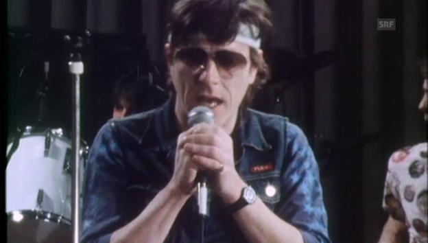 Video «Polo Hofer & Die Schmetterband - «Wenni hei chume» (1983)» abspielen