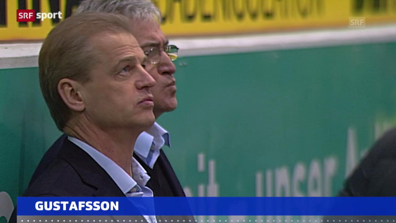 Eishockey: Tigers holen Gustafsson («sportaktuell»)