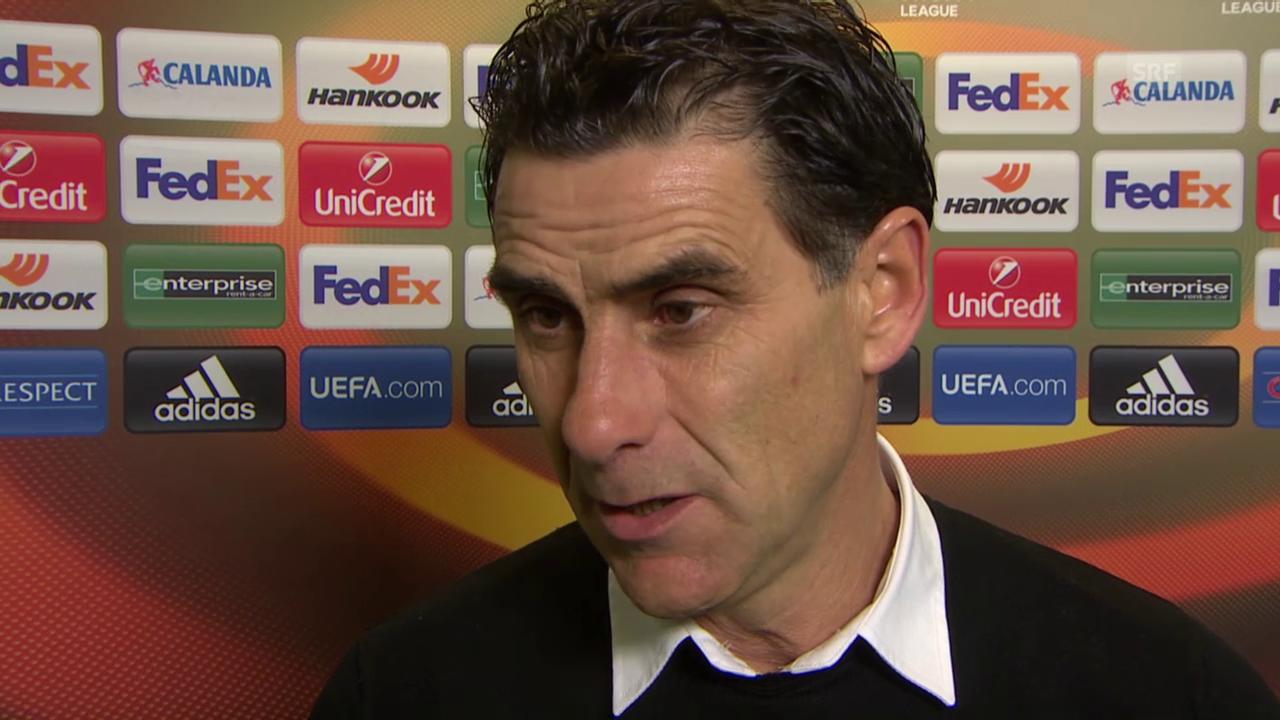 Tholot: «Braga schiesst zweimal aufs Tor und trifft zwei Mal»