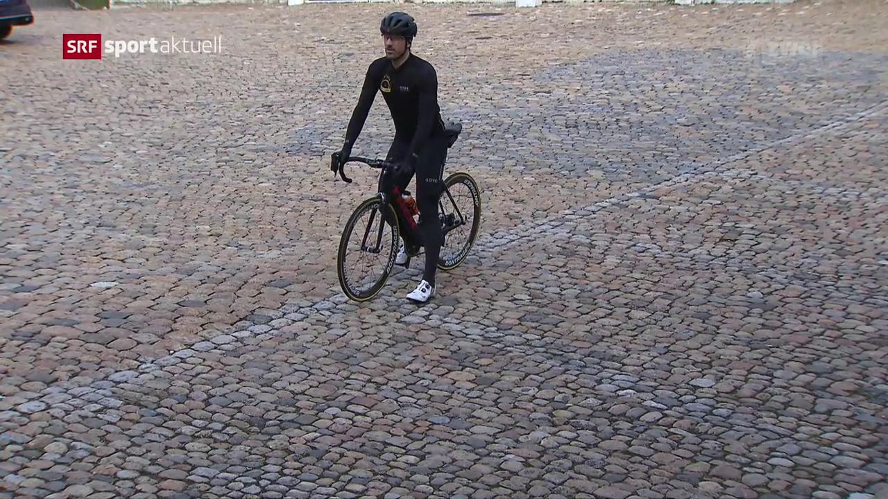 Fabian Cancellara blickt auf den Klassiker Paris-Roubaix voraus