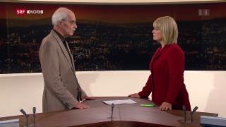 Video «FOKUS: Studiogespräch mit Islamwissenschaftler Reinhard Schulze» abspielen