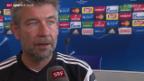 Video «Fussball: Ausblick auf FC Basel-Maccabi Tel Aviv» abspielen