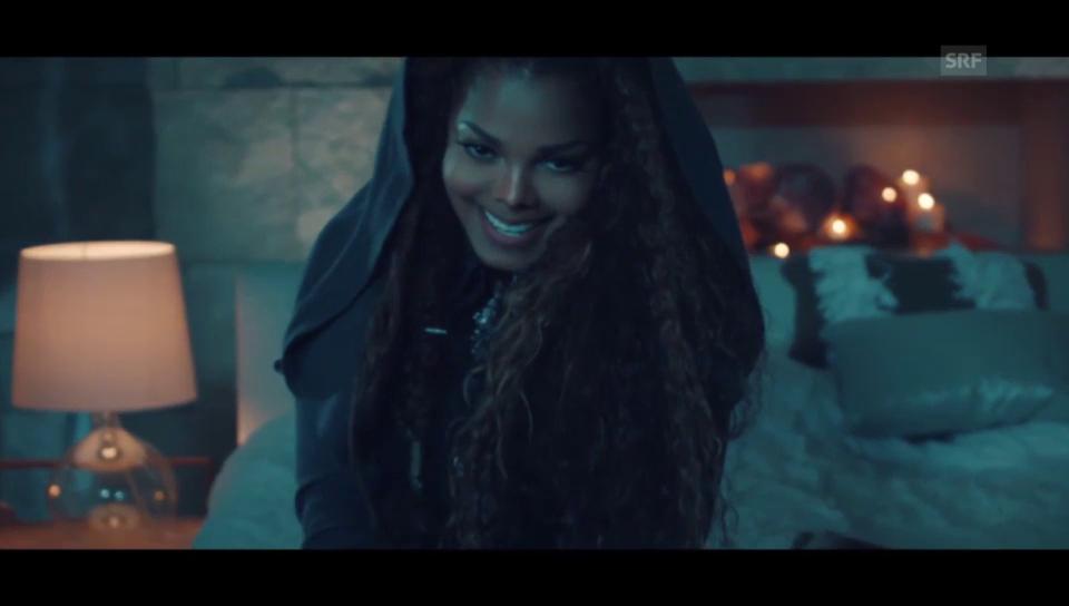 Janet Jackson « No Sleep»