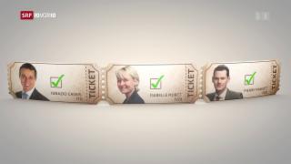 Video «FOKUS: Das Ticket steht fest» abspielen