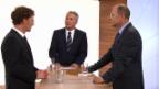 Video «Streitpunkt Lohn: Die Live-Diskussion» abspielen