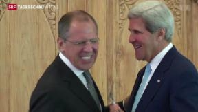 Video «Kerry und Lawrow in Bali» abspielen