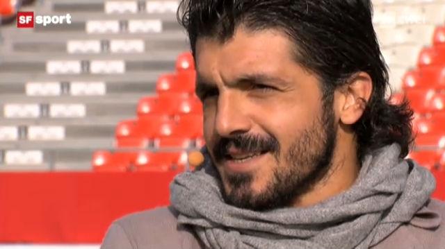 Gennaro Gattuso – ein grosser Fussballer, der sich selbst geblieben ist