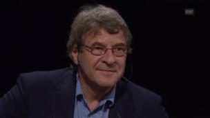 Video «Experte Kurt Imhof im Kreuzverhör» abspielen