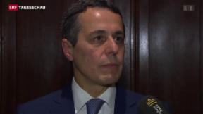 Video «SP und FDP wählen neue Fraktionschefs» abspielen