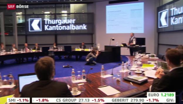 Video «SRF Börse vom 24.03.2014» abspielen
