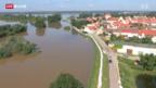 Video «Hochwasser bedroht Deutschland» abspielen