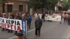 Video «Griechenland – Der Preis der Reformen» abspielen