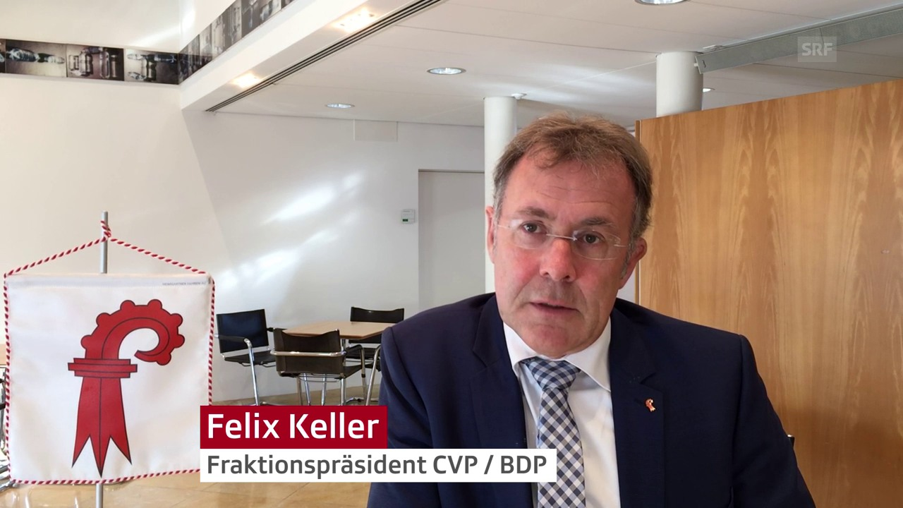 Felix Keller, CVP: Grösster Erfolg?