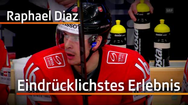 Video ««Schweiz inside» mit Raphael Diaz» abspielen