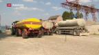 Video «Wassersparen aufgrund der Trockenheit» abspielen