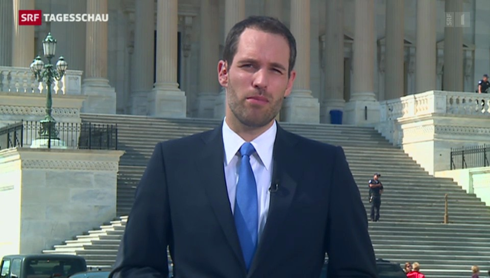 SRF-Korrespondenten zum Shutdown