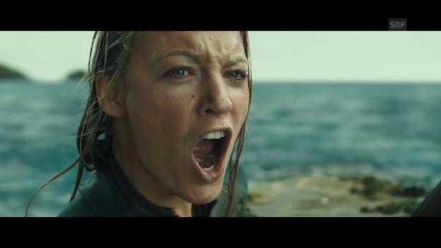Video «Trailer zu «The Shallows»» abspielen