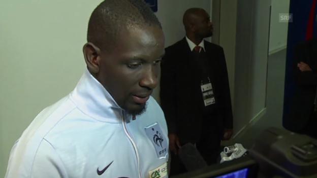 Video «Fussball: Stimmen zu Frankreichs WM-Quali» abspielen
