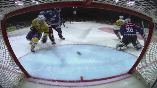 Video «Das «Game-Winning-Goal» von Reto von Arx» abspielen