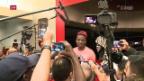 Video «Capela greift in Houston nach den Sternen» abspielen