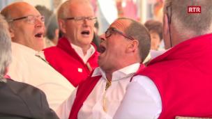 Laschar ir video «Festa da chant districtuala en il Puschlav»