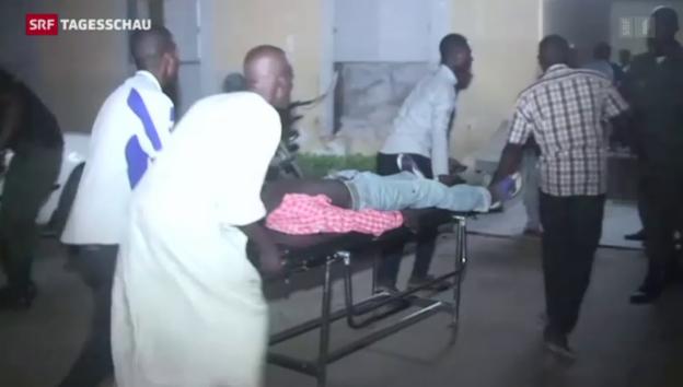 Video «Neue Anschläge von Boko Haram» abspielen