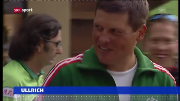 Video «Ullrich gesteht erstmals Blutdoping» abspielen