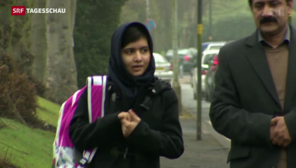 Portrait Malala