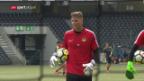 Video «YB-Goalie David von Ballmoos im Porträt» abspielen