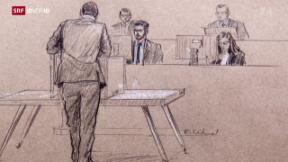 Video «Schweizer IS-Prozess: Drei Angeklagte verurteilt» abspielen