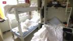 Video «Bundesgericht kritisiert Zustände im Genfer Gefängnis» abspielen