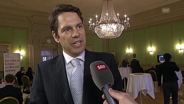 Video ««Nun braucht es rasch einen Strassenfonds» Stefan Brupbacher» abspielen