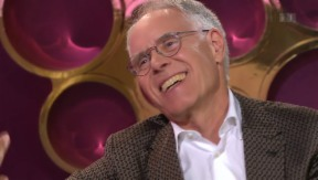 Video «Im Studio: Alt Bundesrat Moritz Leuenberger» abspielen