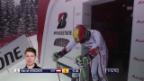 Video «Marcel Hirschers 2. Lauf» abspielen
