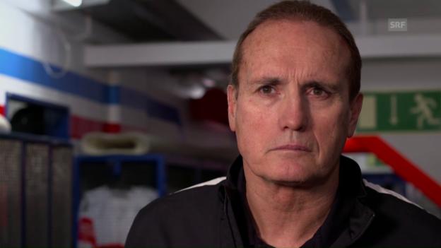 Video «Huras: «Es wartet das Topteam Europas»» abspielen