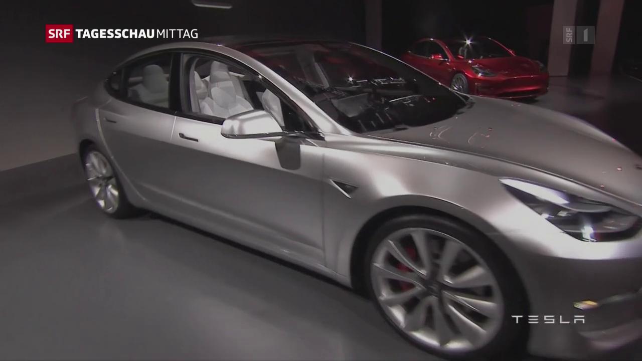 Tesla wächst weiter