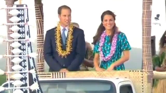 Kate und William und ihre Paparazzi