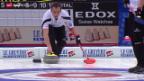 Video «Curling: EM Champéry, Bronze für Schweizer Curler» abspielen