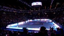 Link öffnet eine Lightbox. Video Die ganz spezielle Atmosphäre in der O2-Arena in London abspielen