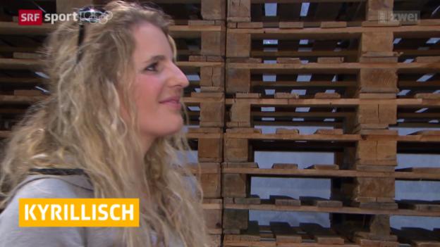 Video ««Udatschi» mit Patrizia Kummer» abspielen