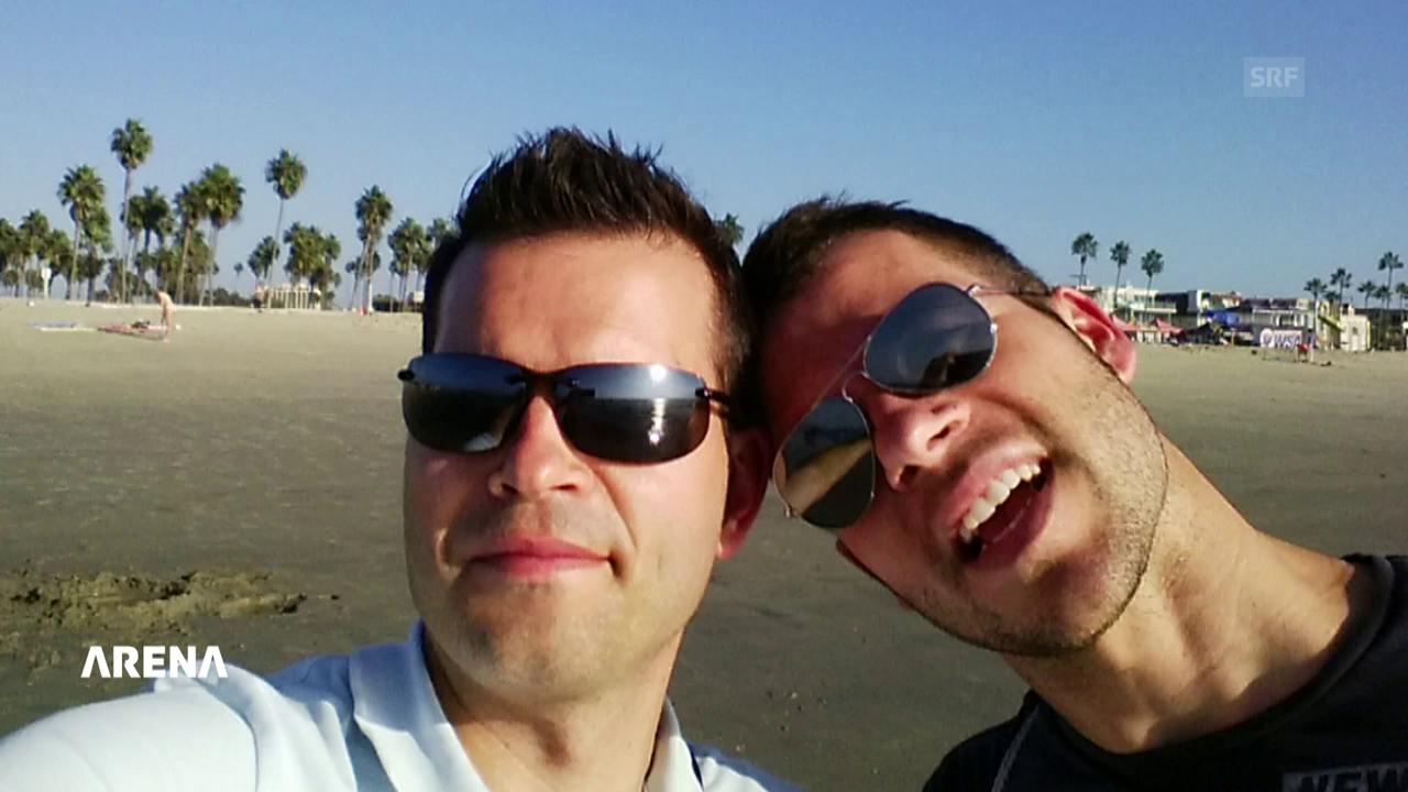 Arne und Alvaro